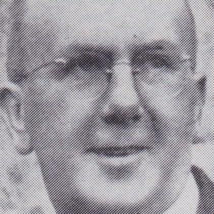 Alfred J Tomalin - Longest Serving SOS Secretary