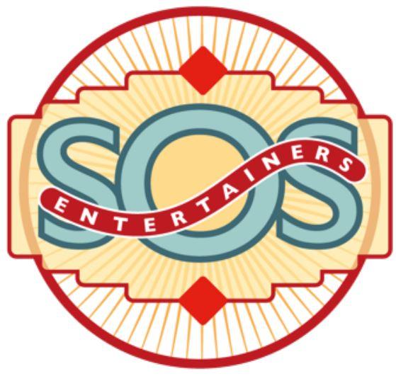 SOS Entertainers Logo